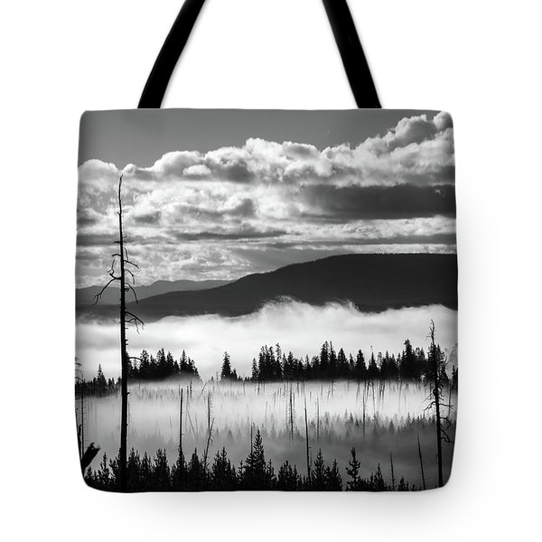 Tote Bag featuring the photograph Rising Above by Colleen Coccia