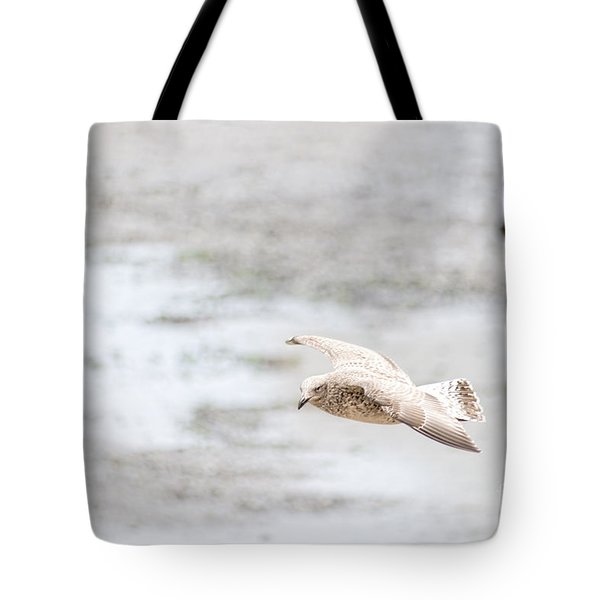 Tote Bag featuring the photograph Above The Watten Sea 2 by Hannes Cmarits