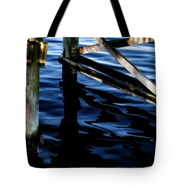 Above Water Tote Bag