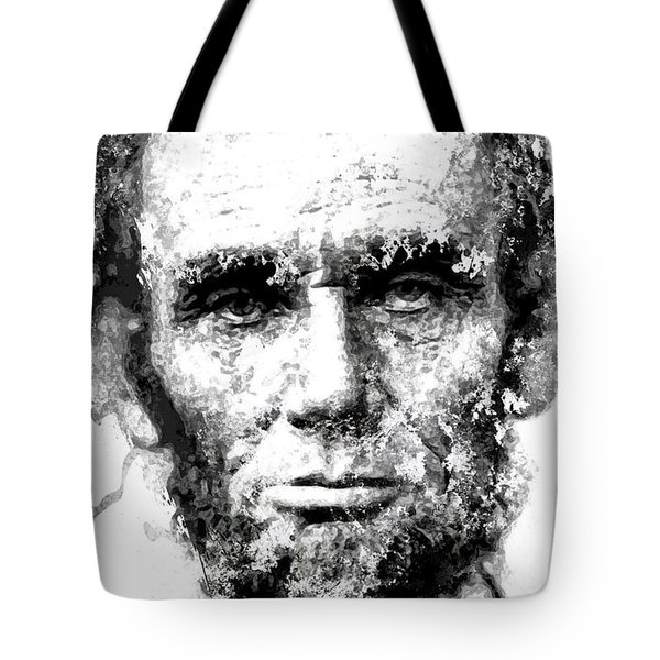 Abraham Lincoln For Eternity Tote Bag