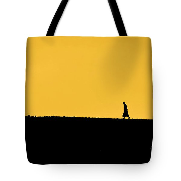 Abraham's Journey Tote Bag