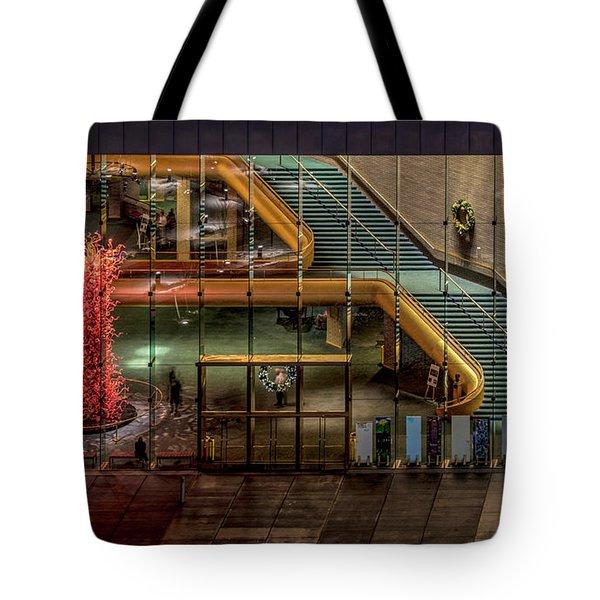 Abravanel Hall Tote Bag