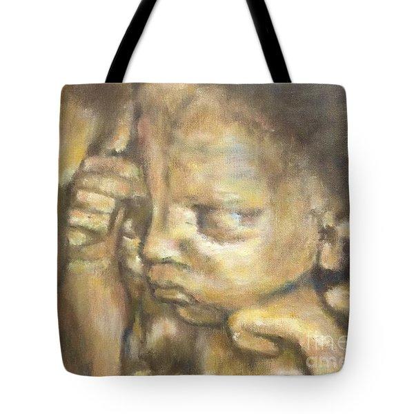 Abren 3d Tote Bag