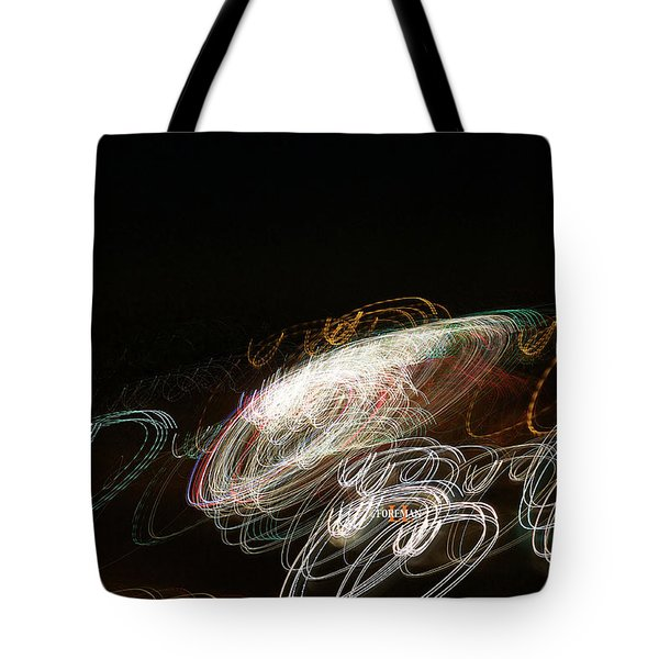 Abstract 37 Cell Phone Case Tote Bag