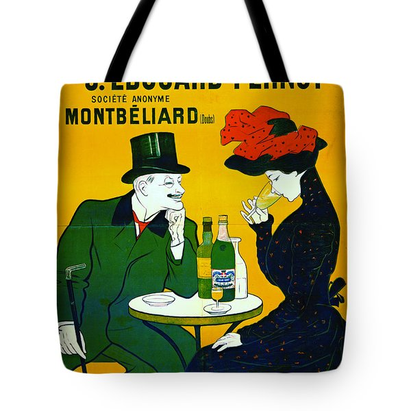Absinthe Extra-superieure 1899 Tote Bag by Padre Art