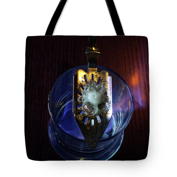 Absinthe In Viet Nam Tote Bag