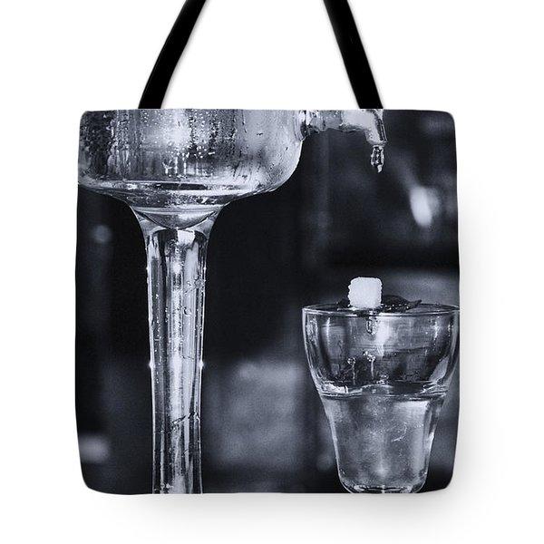 Absinthe Tote Bag by Kathleen K Parker