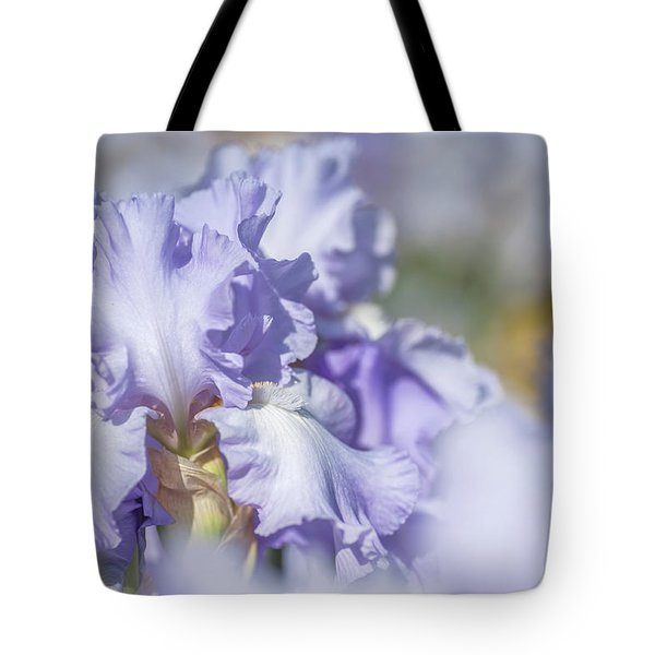 Absolute Treasure 1. The Beauty Of Irises Tote Bag