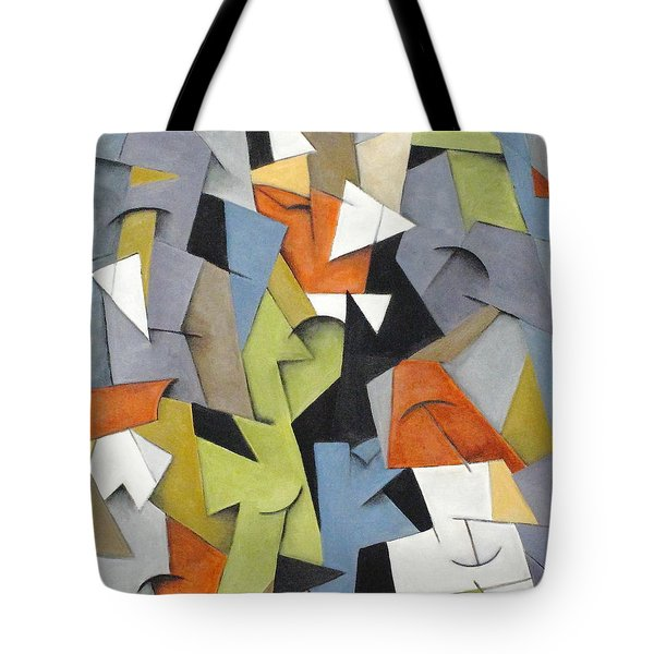 Absolute Tote Bag by Trish Toro