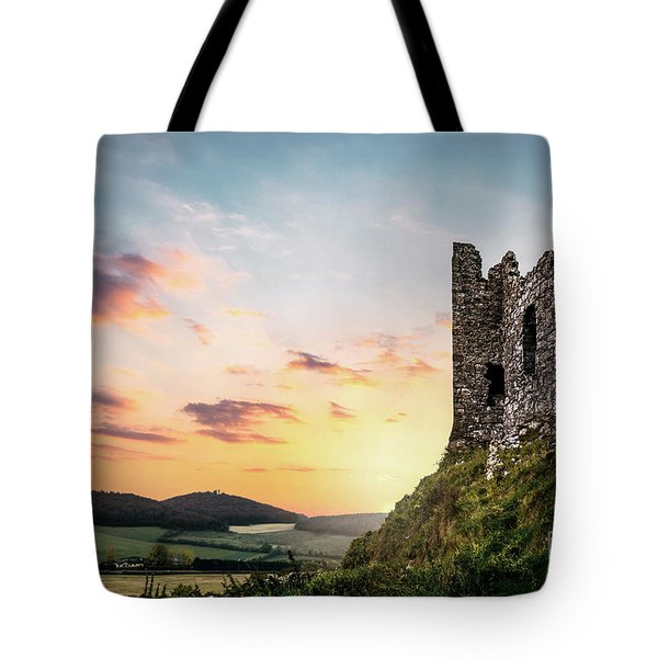 Absorbed By The Time Tote Bag