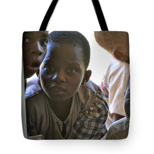 Absorbing Knowledge Tote Bag by Joe  Burns