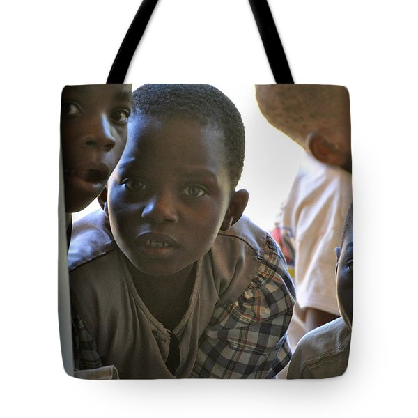 Absorbing Knowledge Tote Bag