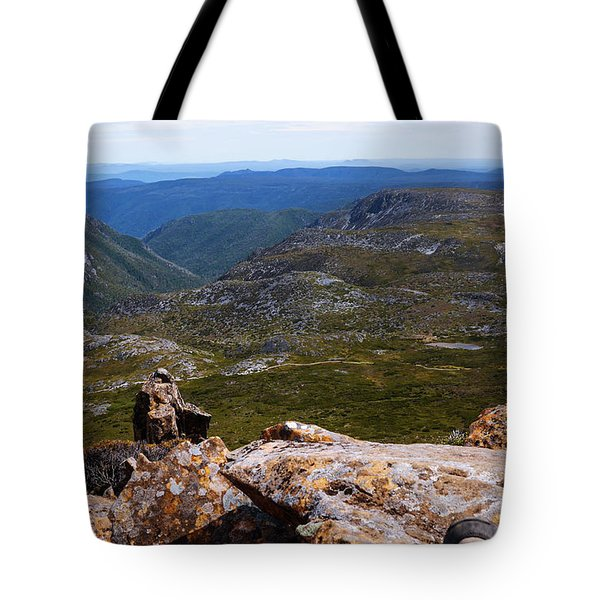 Absorbing The Moment Tote Bag by Lexa Harpell