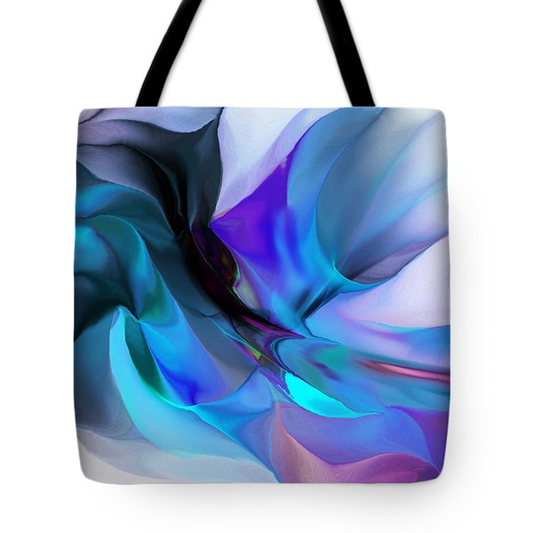 Abstract 012513 Tote Bag