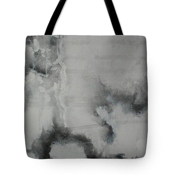 Abstract #03 Tote Bag by Raymond Doward