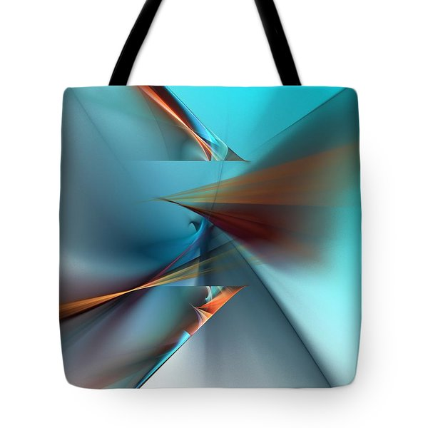 Abstract 040411 Tote Bag