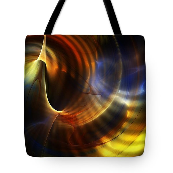 Abstract 040511 Tote Bag