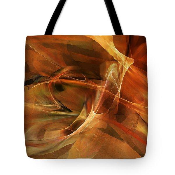 Abstract 060812a Tote Bag