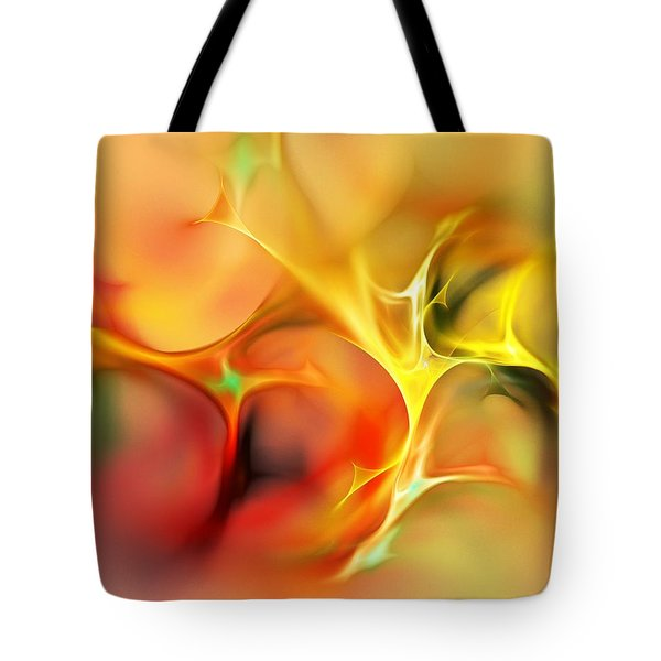 Abstract 061410a Tote Bag
