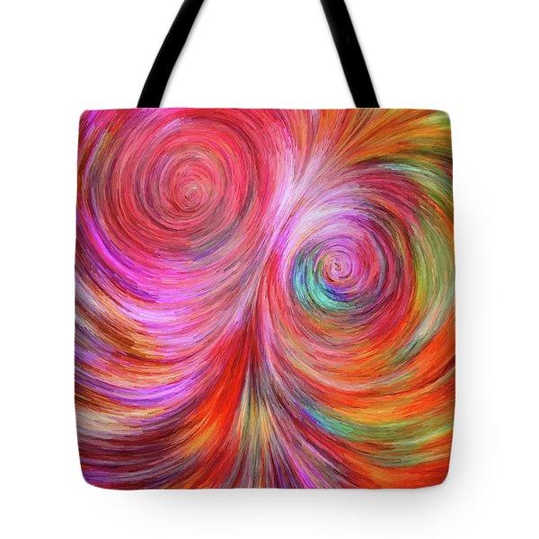 Abstract 072817 Tote Bag