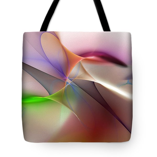 Abstract 082710 Tote Bag