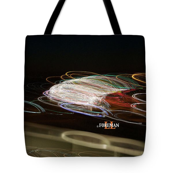 Abstract 17 Cell Phone Case Tote Bag
