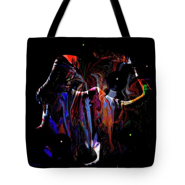 Abstract 1001 Tote Bag