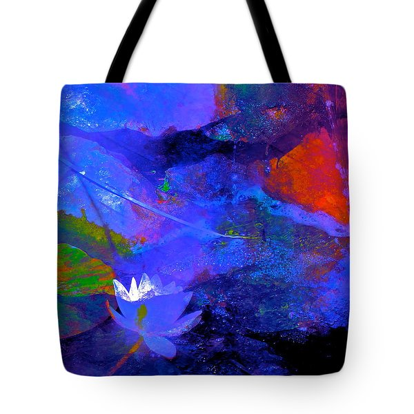 Abstract 112 Tote Bag by Pamela Cooper
