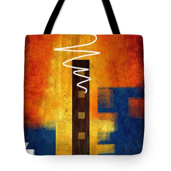 Abstract 12 Tote Bag