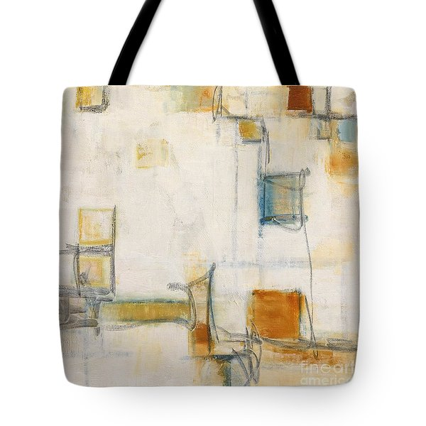 Abstract 1207 Tote Bag by Gallery Messina