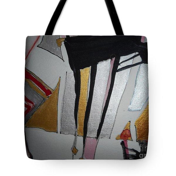 Abstract-13 Tote Bag