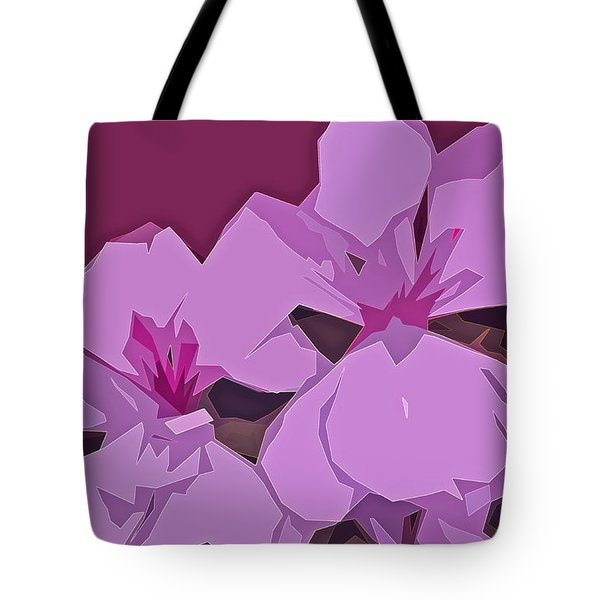 Abstract 144 Tote Bag by Pamela Cooper