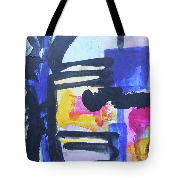 Abstract-16 Tote Bag