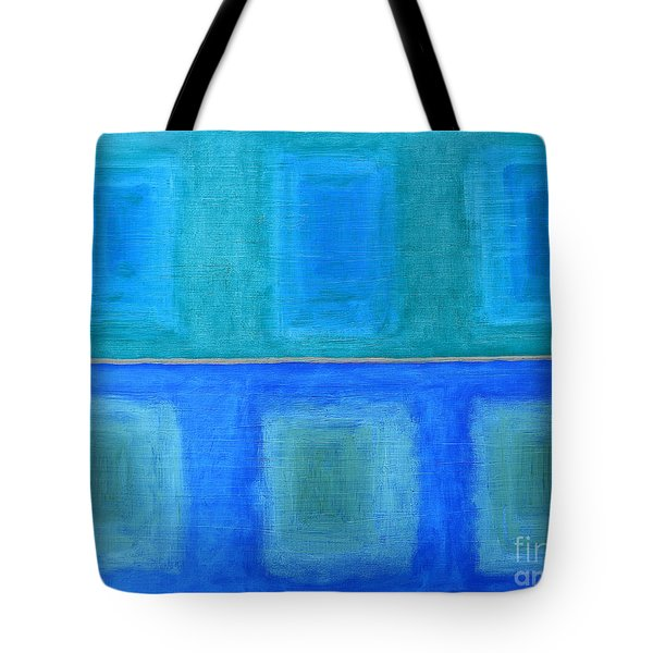 Abstract 184 Tote Bag by Patrick J Murphy