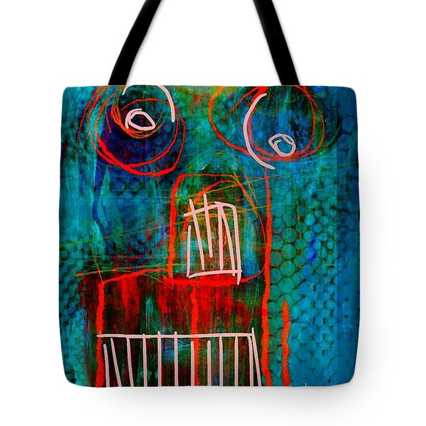 abstract 2 June6 2015 Tote Bag by Jim Vance