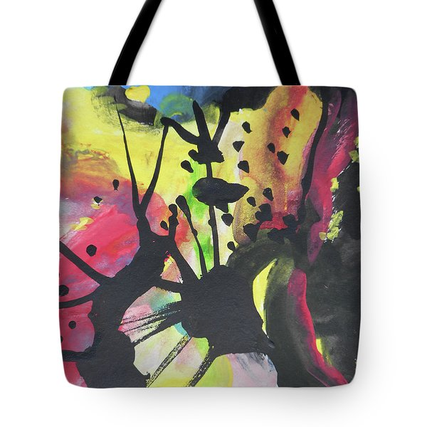Abstract-2 Tote Bag