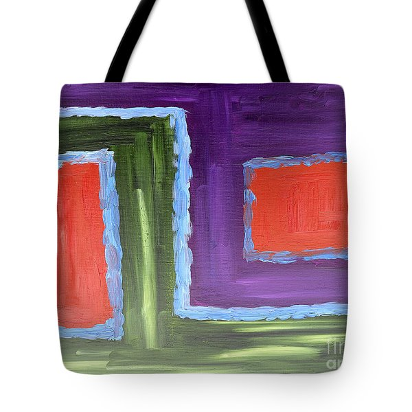 Abstract 200 Tote Bag by Patrick J Murphy