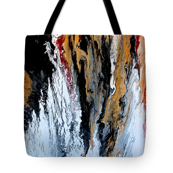 Parapet Tote Bag by Michelle Joseph-Long