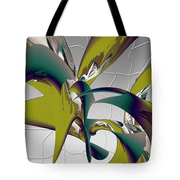 Abstract 2258 Tote Bag