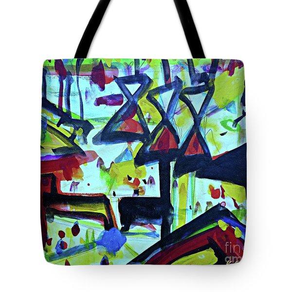 Abstract-27 Tote Bag