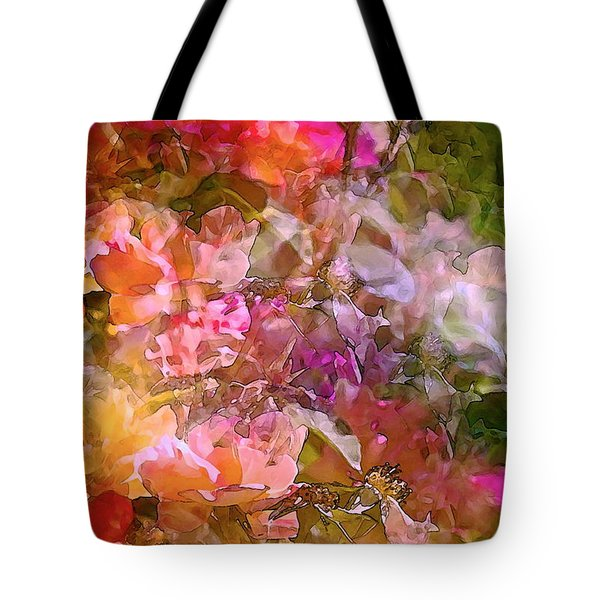 Abstract 276 Tote Bag by Pamela Cooper