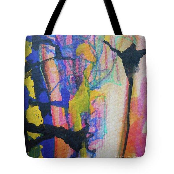 Abstract-3 Tote Bag