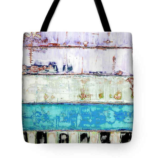 Art Print Abstract 31 Tote Bag