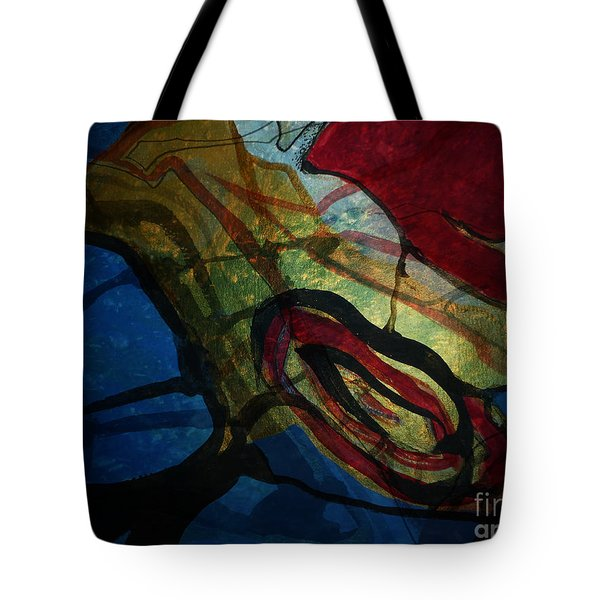Abstract-31 Tote Bag