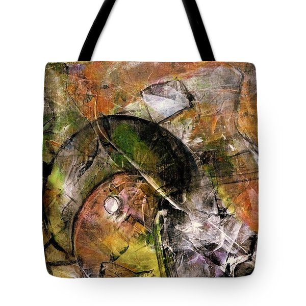 Spheres And Influence Tote Bag