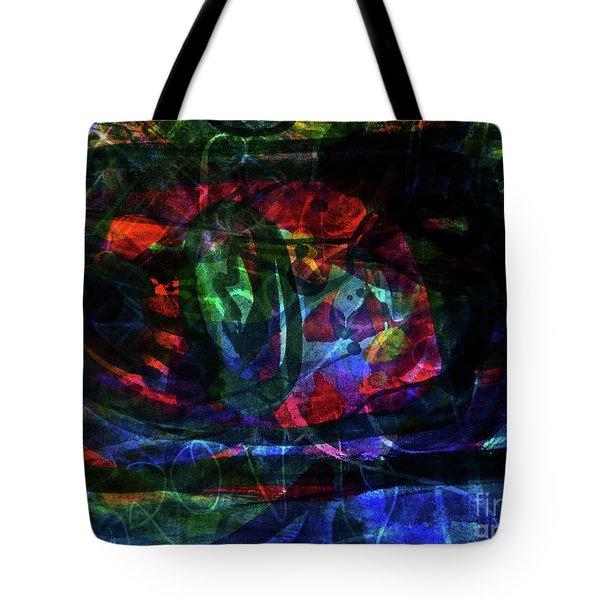 Abstract-34 Tote Bag