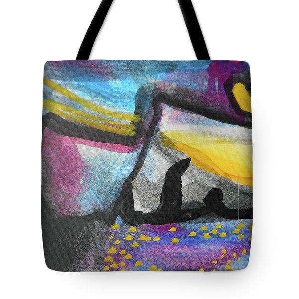 Abstract-4 Tote Bag