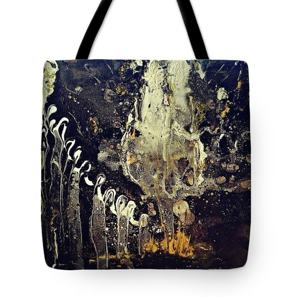 Into The Ether Tote Bag