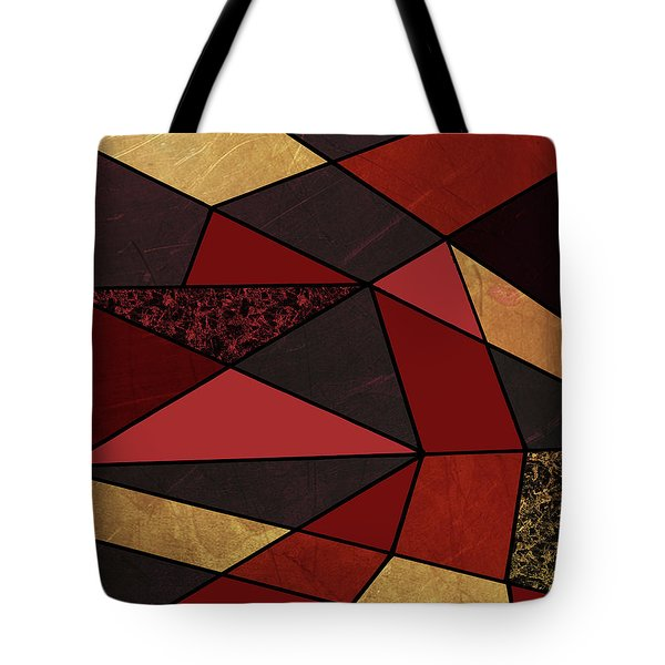 Abstract #467 Tote Bag