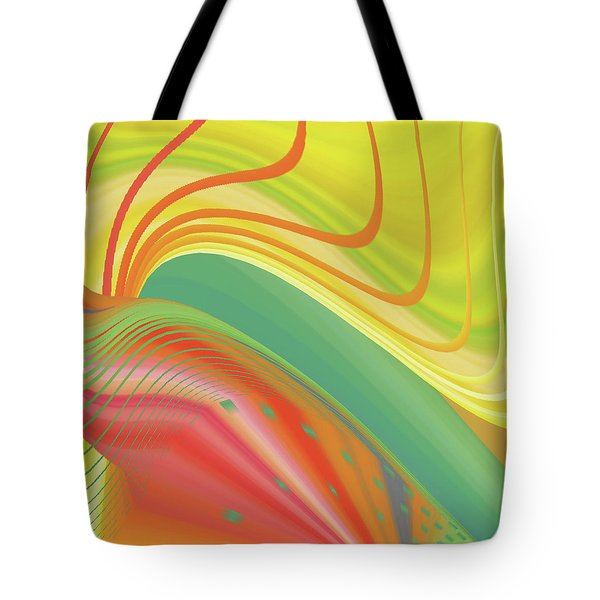 Abstract 5 Tote Bag